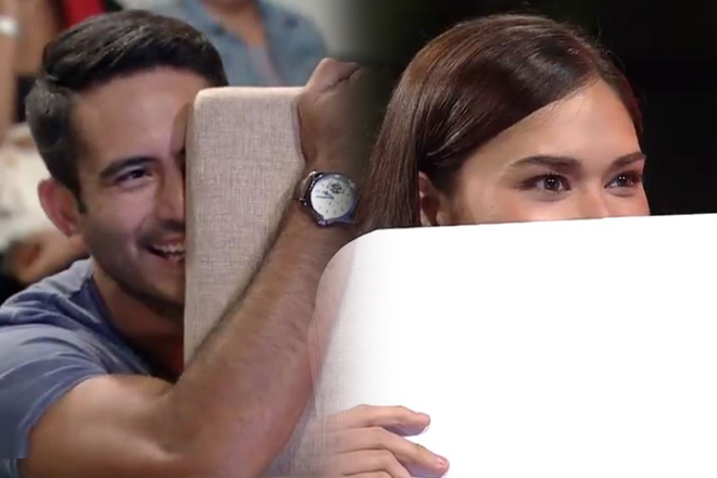 'Tama na!' Pia and Gerald react to their old videos on TWBA Online Exclusive