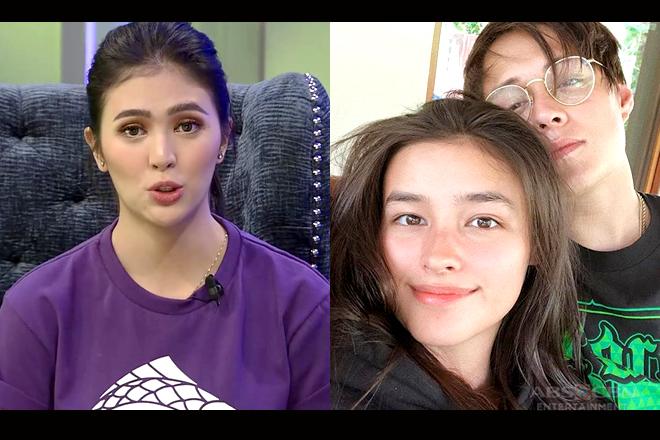 'Huwag kayo masyadong sweet' Sofia, may mensahe para kina Liza at Enrique