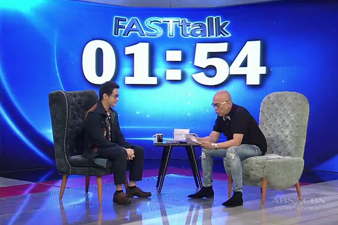 Fast Talk with Hero Angeles