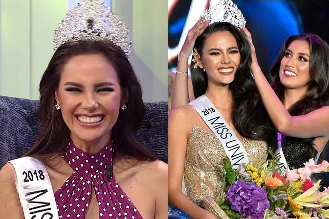 Catriona, kinikilig sa mga naniniwalang makukuha niya ang Miss Universe crown