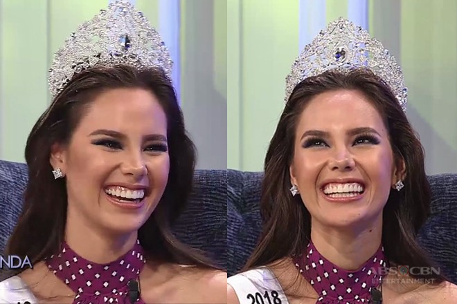 Korona o pag-ibig: Anong pipiliin ni Miss Universe Philippines 2018 Catriona Gray?