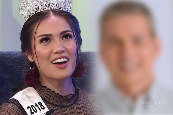 Who's the sexiest man in the Philippines for Michele Gumabao?
