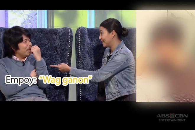 WATCH: Alessandra, ni-reveal kung sinong celebrity crush ni Empoy!