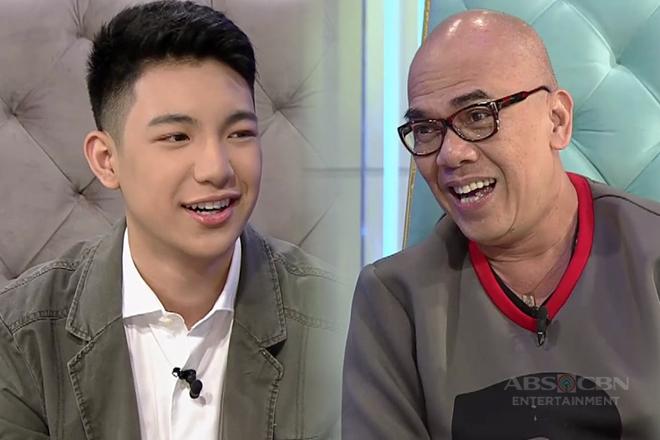 Tito Boy asks Darren: