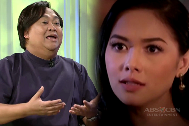 Direk Ruel, may trivia tungkol sa isang memorable line ni Ivy Aguas sa Wildflower