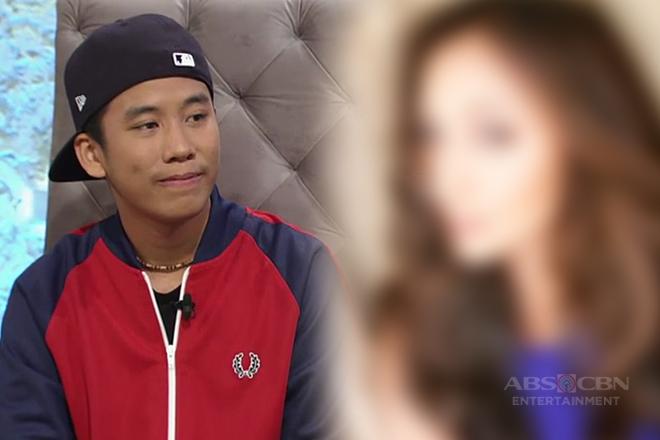 Shanti Dope, ni-reveal kung sino ang kanyang celebrity crush