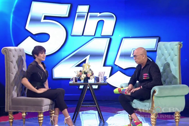 TWBA 5 in 45: Jane Oineza reveals 5 things that people don't know about her