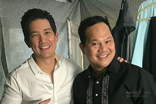 Richard Yap, hindi raw natatawa kay Bayani Agbayani?