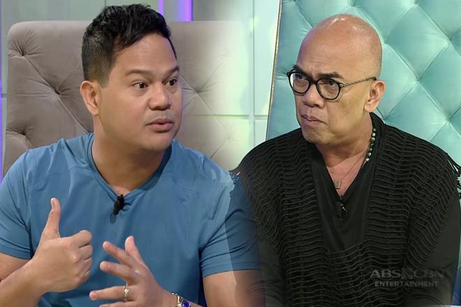 Tito Boy, muntik nang maiyak sa kwento ni Bayani tungkol sa kanyang ina
