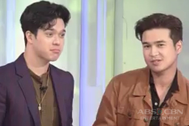 Jerone Ponce and Elmo Magalona talk about their last heartbreak