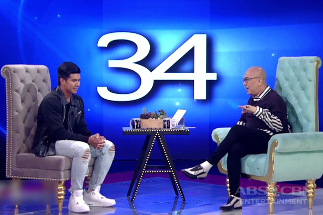 'Isa akong frustrated singer' Kiefer Raven reveals 5 things about him on TWBA 5 in 45