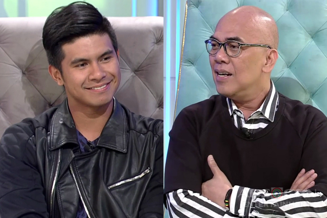 Tito Boy asks Kiefer: