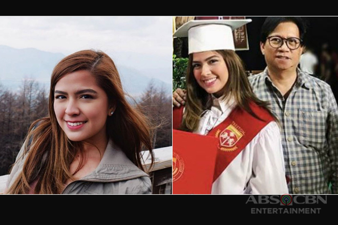 Alexa Ilacad admits she's a daddy's girl