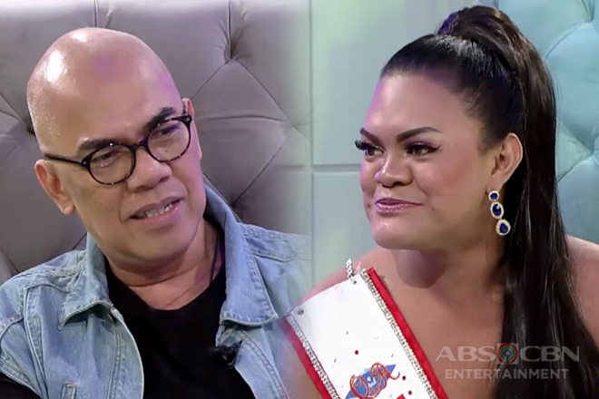 Tito Boy, sinubukan ang husay ni Juliana sa pagiging talk show host