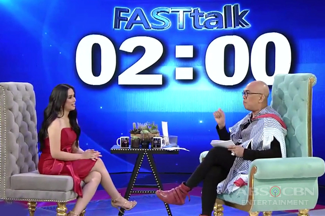 Fast Talk Shout Out with Mariel Rodriguez-Padilla