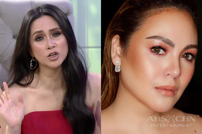 Mariel, may shout out kay Claudine Barretto
