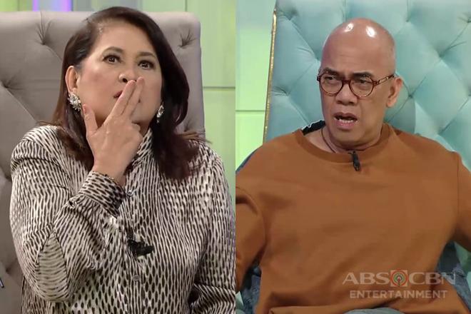 Tito Boy, napanganga nang muling ipinakita ni Tessie Tomas ang ilan sa kaniyang iconic roles