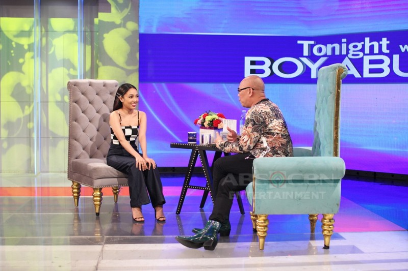 PHOTOS: Jona on Tonight With Boy Abunda
