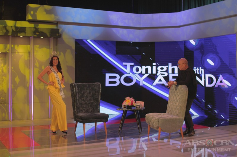 PHOTOS: Rachel Peters and Katarina Rodriguez on Tonight With Boy Abunda
