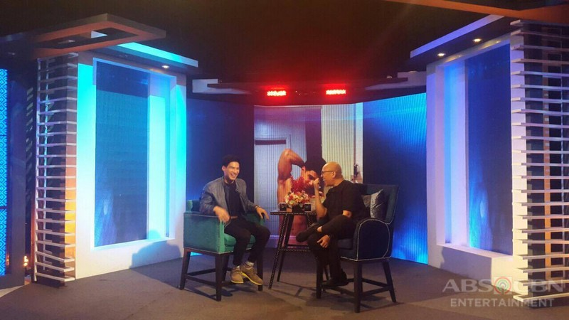 PHOTOS: Albie Casino on Tonight With Boy Abunda