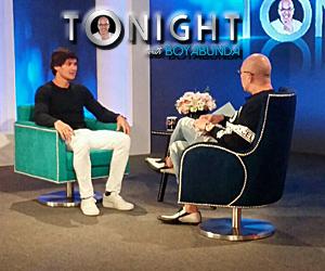 Matteo Guidicelli on Tonight with Boy Abunda