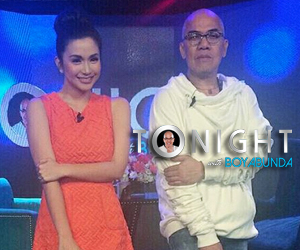 PHOTOS: Mariel Rodriguez-Padilla on Tonight with Boy Abunda