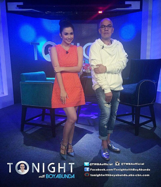 9-Mariel-Rodriguez-Padilla-on-Tonight-with-Boy-Abunda