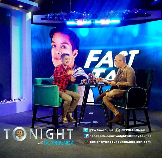PHOTOS: Bamboo on Tonight with Boy Abunda