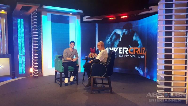 PHOTOS: Rayver Cruz on Tonight With Boy Abunda