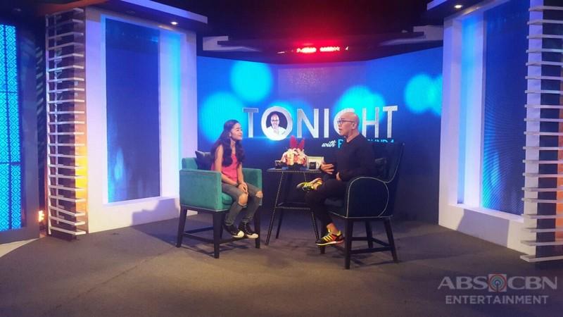 PHOTOS: Vivoree Esclito on Tonight With Boy Abunda