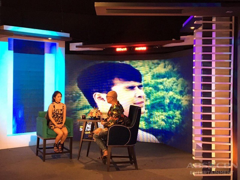 PHOTOS: Elisse Joson on Tonight With Boy Abunda