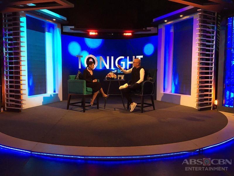 PHOTOS: Morissette Amon on Tonight With Boy Abunda