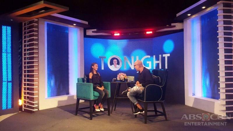 PHOTOS: Rita Gaviola on Tonight With Boy Abunda