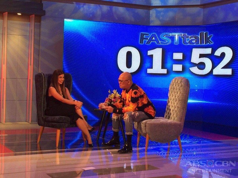 PHOTOS: Anne Curtis on Tonight With Boy Abunda