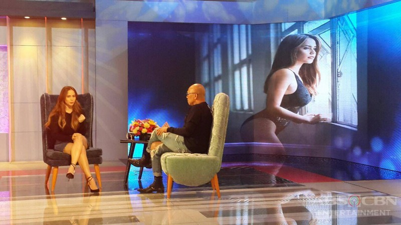 PHOTOS: Jessy Mendiola on Tonight With Boy Abunda