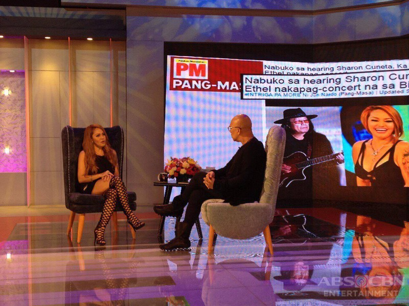 PHOTOS: Ethel Booba on Tonight With Boy Abunda