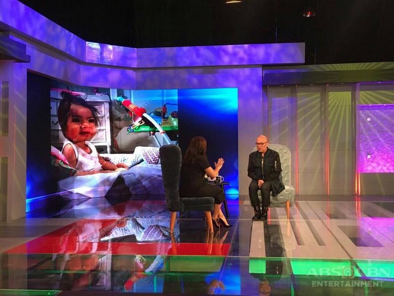 PHOTOS: Judy Ann Santos-Agoncillo on Tonight With Boy Abunda