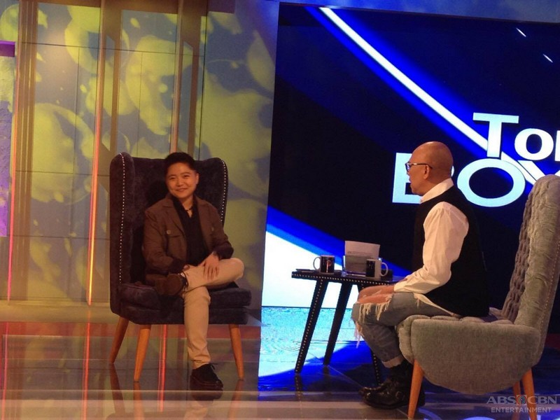 PHOTOS: Charice Pempengco on Tonight With Boy Abunda