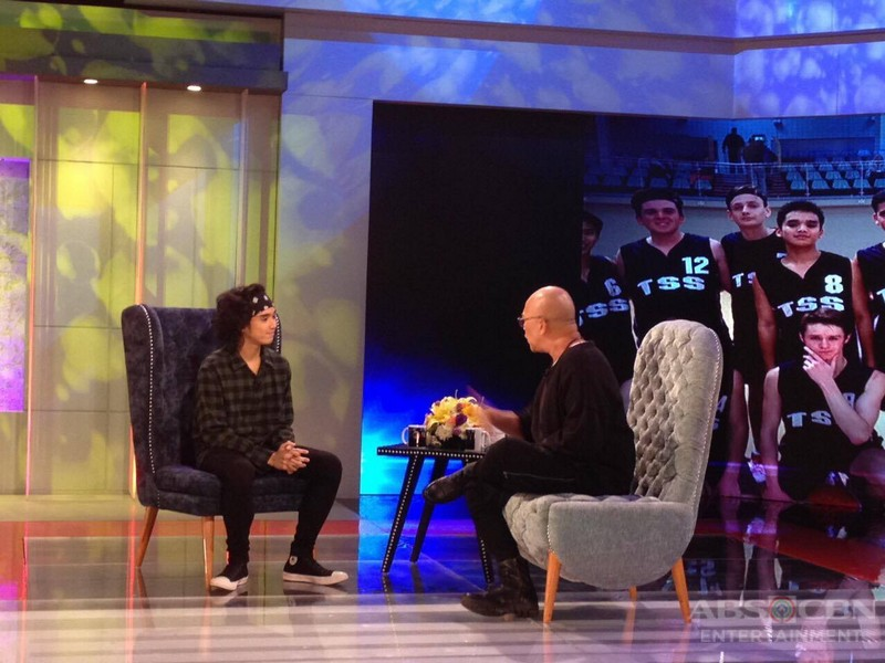 PHOTOS: Sitti and Henz Villaraiz on Tonight With Boy Abunda