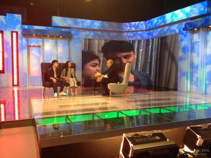 PHOTOS: Yong Mujahil, Kisses Delavin, Maymay Entrata and Edward Barber on Tonight With Boy Abunda