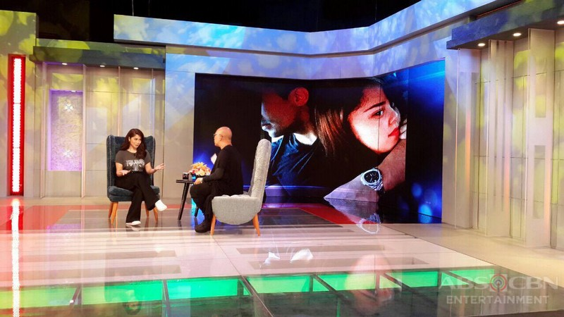 PHOTOS: Jessy Mendiola on Tonight With Boy Abunda