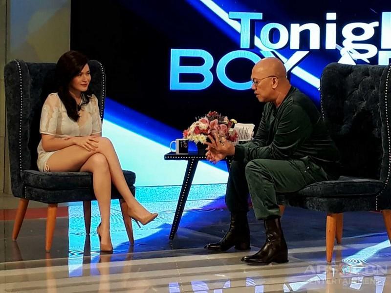 PHOTOS: Bela Padilla on Tonight With Boy Abunda
