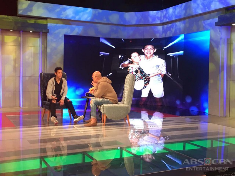 PHOTOS: Donny Pangilinan on Tonight With Boy Abunda