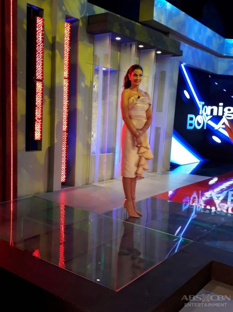 PHOTOS: Dayanara Torres on Tonight With Boy Abunda