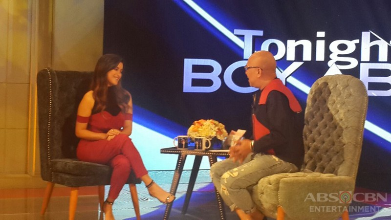 PHOTOS: Liza Soberano on Tonight With Boy Abunda