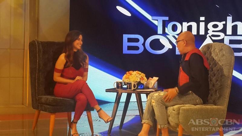PHOTOS: Liza Soberano on Tonight With Boy Abunda
