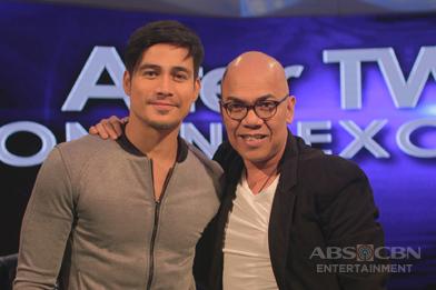PHOTOS: Piolo Pascual on Tonight With Boy Abunda