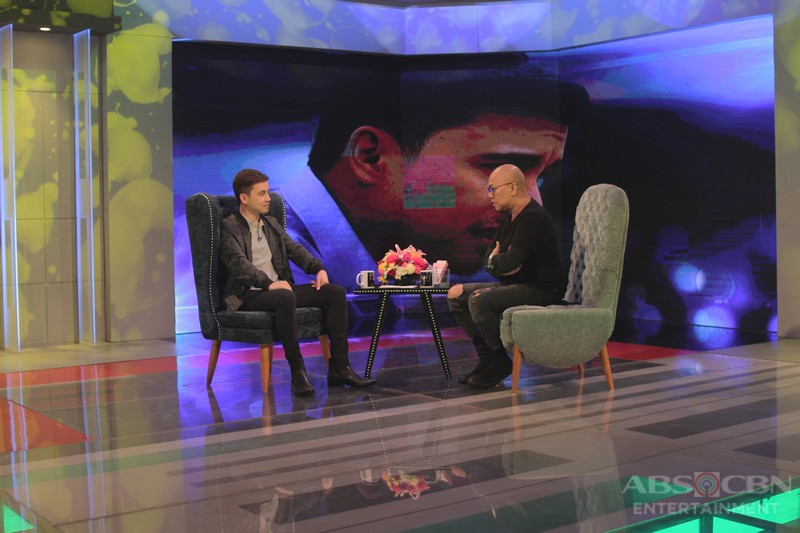PHOTOS: Arjo Atayde on Tonight With Boy Abunda