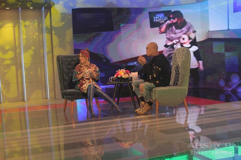 PHOTOS: Teacher Georcelle on Tonight With Boy Abunda