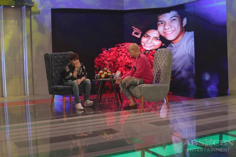 PHOTOS: Nash Aguas and Alexa Ilacad on Tonight With Boy Abunda